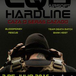 CQB Hardline - Nocturna de airsoft